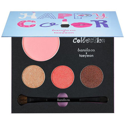 [Banila Co] Happy Collection Taeyeon Color Kit 2g x 3.4g - Cosmetic Love