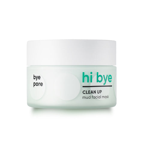 [Banila Co] Hi Bye Clean up Mud Facial Mask 100ml