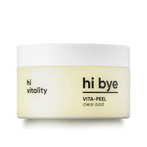 [Banila Co] Hi Bye Vita Peel Clear pad 40pcs 85ml