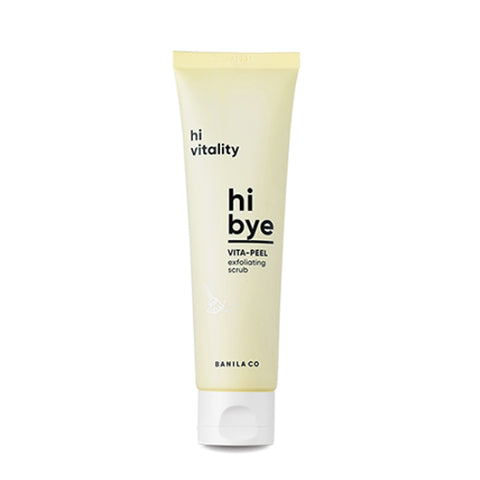 [Banila Co] Hi Bye Vita Peel Exfoliating Scrub 100ml