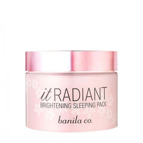 [Banila Co] It Radiant Brightening Sleeping Pack 100ml - Cosmetic Love