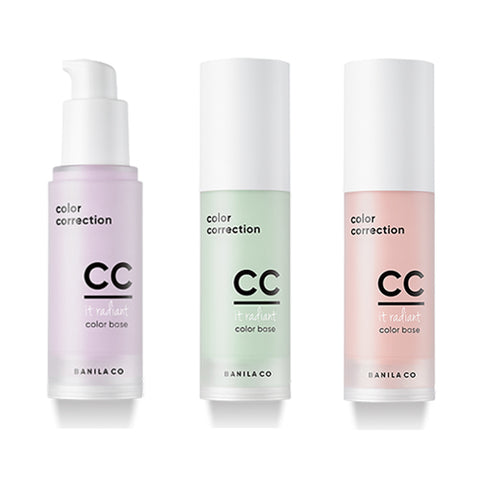 [Banila Co] It Radiant CC Color Base 30ml