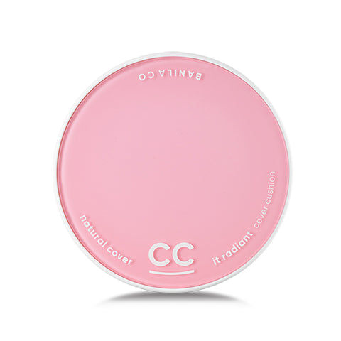[Banila Co] It Radiant CC Cover Cushion 12g+12g(Refill)