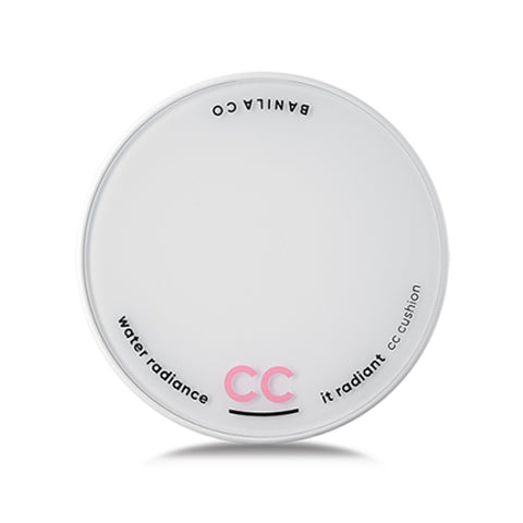 [Banila Co] It Radiant CC Cushion 15g+15G(Refill)