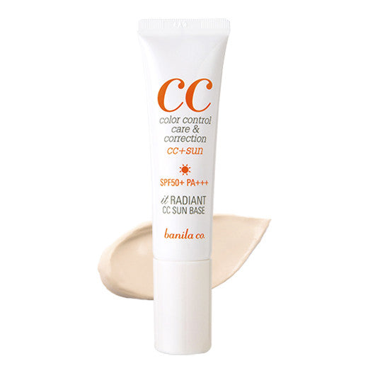 [Banila Co] It Radiant CC Sun Base SPF50+/ PA+++ 30ml - Cosmetic Love