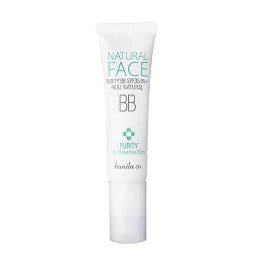 [Banila Co] Natural Face Purity BB SPF35/ PA++ 30ml - Cosmetic Love