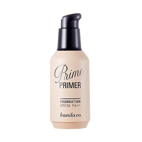[Banila Co] Prime Primer Fitting Foundation SPF30 PA++ - Cosmetic Love