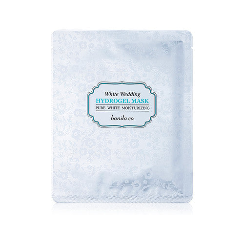 [Banila Co] White Wedding Hydrogel Mask Sheet - Cosmetic Love