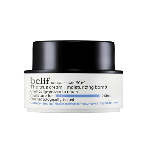 [Belif] The True Cream Moisturizing Bomb 50ml