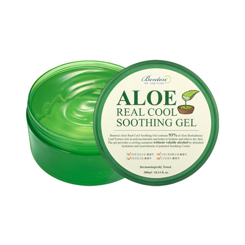 [Benton] Aloe Rean Cool Soothing Gel 300ml
