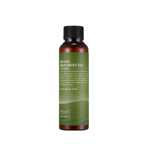 [Benton] Deep Green Tea Lotion 120ML