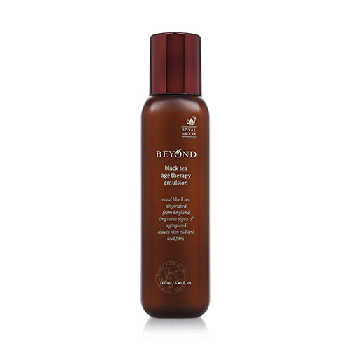 [Beyond] Black Tea Age Therapy Emulsion 160ml