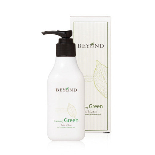 [Beyond] Calming Green Body Lotion 200ml - Cosmetic Love