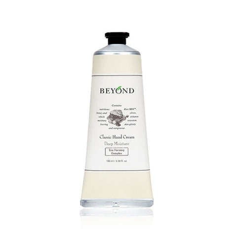 [Beyond] Classic Hand Cream Deep Mpisture 100ml - Cosmetic Love