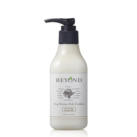 [Beyond] Deep Moisture Body Emulsion 200ml - Cosmetic Love