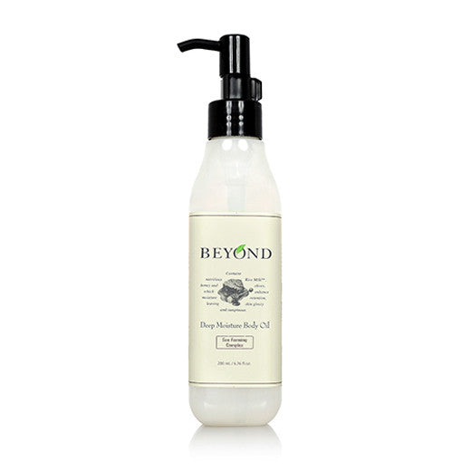 [Beyond] Deep Moisture Body Oil 200ml - Cosmetic Love