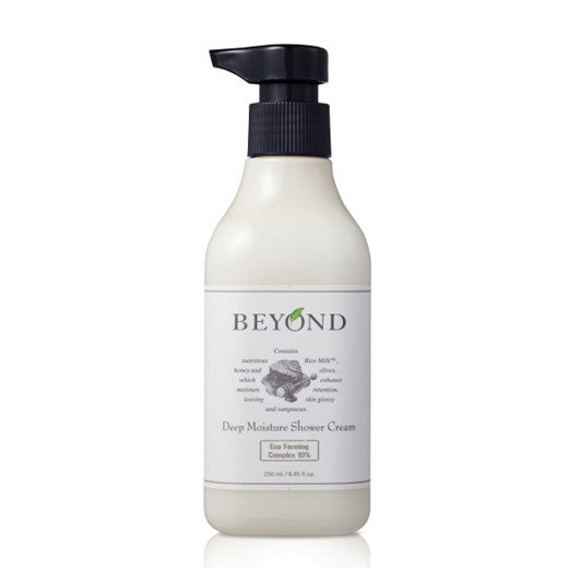 [Beyond] Deep Moisture Shower Cream 250ml - Cosmetic Love