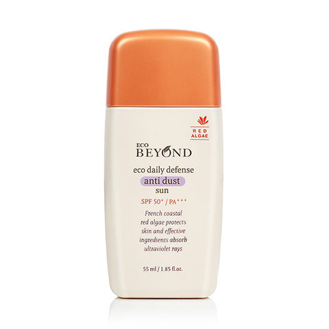 [Beyond] Eco Daily Defense Defense Anti Dust Sun SPF50+ PA+++ 55ml