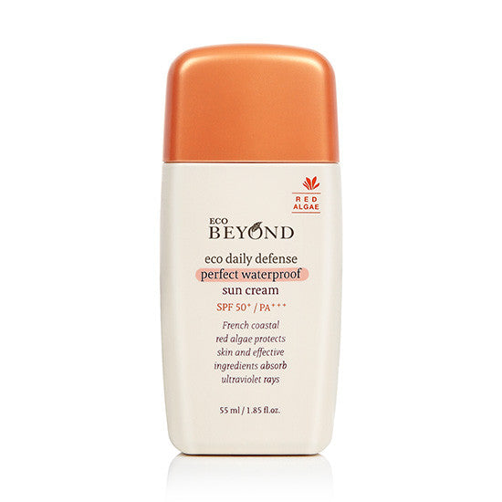 [Beyond] Eco Daily Defense Perfect Waterproof Sun Cream SPF50+ PA+++ 55ml