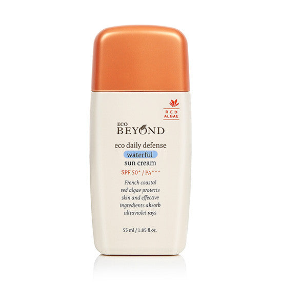 [Beyond] Eco Daily Defense Waterful Sun Cream SPF50+ PA+++ 55ml