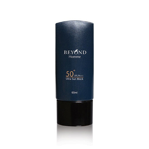 [Beyond] Homme Ultra Sun Block SPF50+/ PA+++ 50ml - Cosmetic Love
