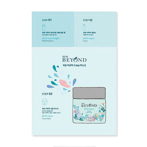 [Beyond] Phyto Aqua 3Step Mask 27ml