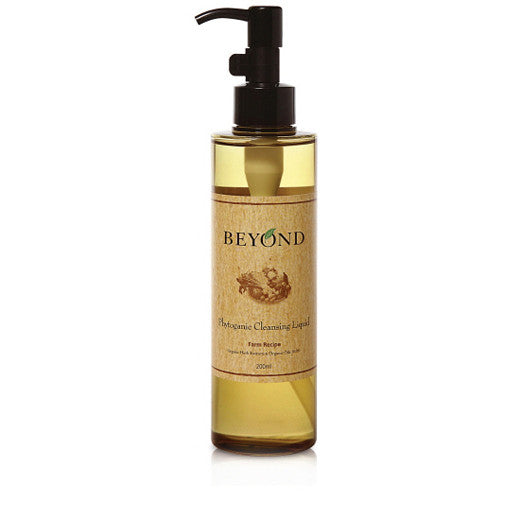 [Beyond] Phytoganic Cleansing Liquid 200ml - Cosmetic Love