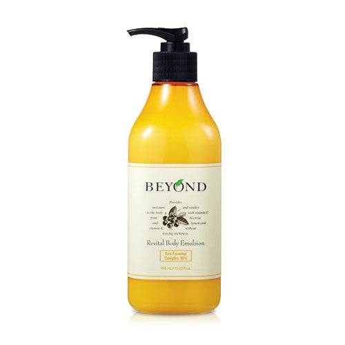 [Beyond] Revital Body Emulsion 450ml - Cosmetic Love