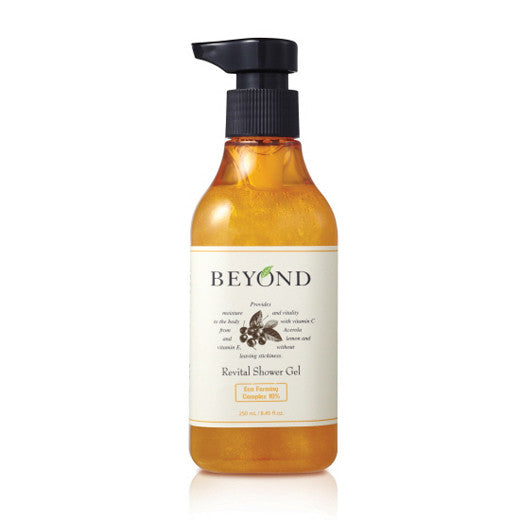 [Beyond] Revital Shower Gel 250ml - Cosmetic Love