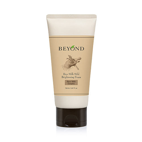 [Beyond] Rice Milk Mild Brightning Foam - Cosmetic Love