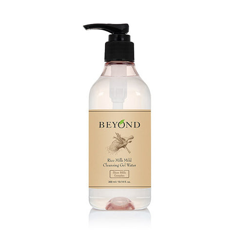 [Beyond] Rice Milk Mild Cleansing Gel Water - Cosmetic Love