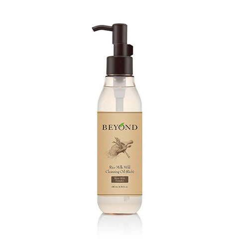 [Beyond] Rice Milk Mild Cleansing oil (Rich) - Cosmetic Love
