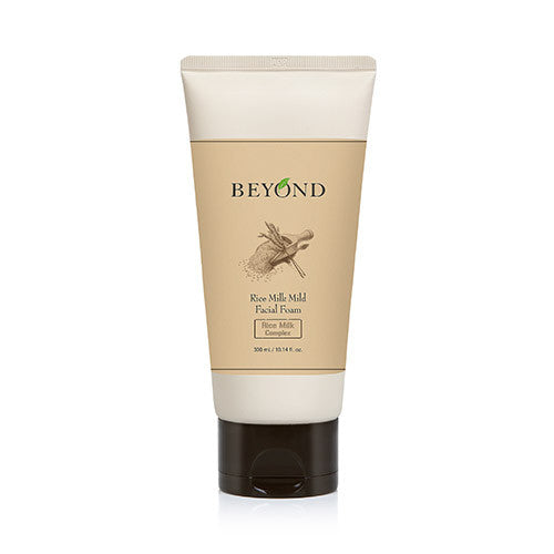 [Beyond] Rice Milk Mild Facial Foam 300ml - Cosmetic Love