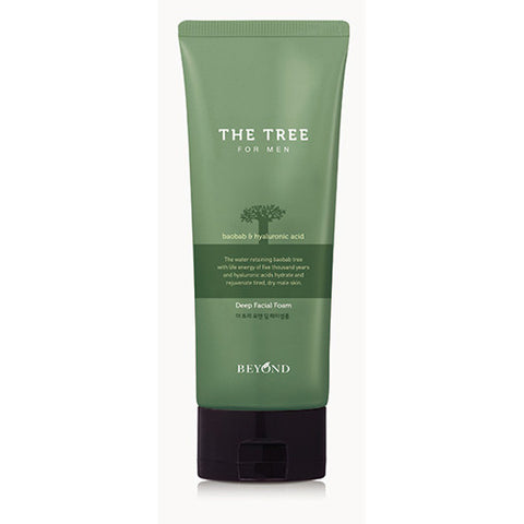 [Beyond] The Tree For Men Deep Facial Foam 150ml - Cosmetic Love
