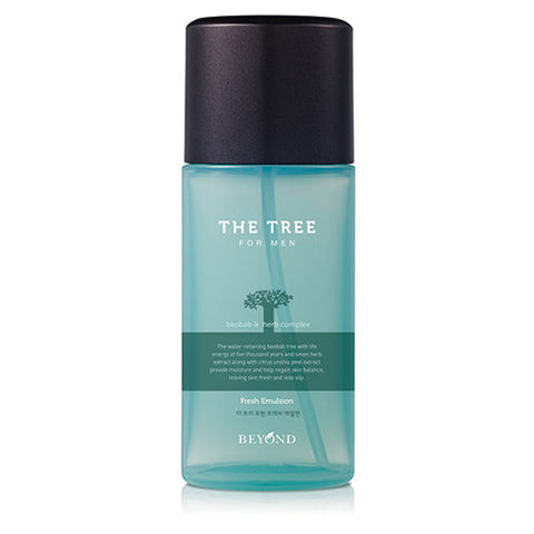 [Beyond] The Tree For Men Fresh Emulsion 140ml - Cosmetic Love
