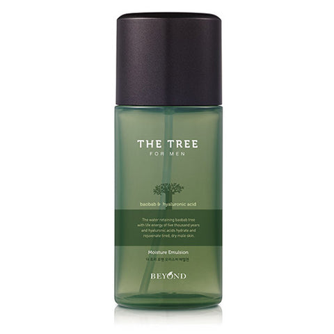 [Beyond] The Tree For Men Moisture Emulsion 140ml - Cosmetic Love