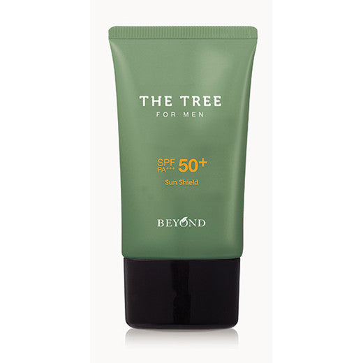 [Beyond] The Tree For Men Sun Shield SPF50+/ PA+++ 50ml - Cosmetic Love