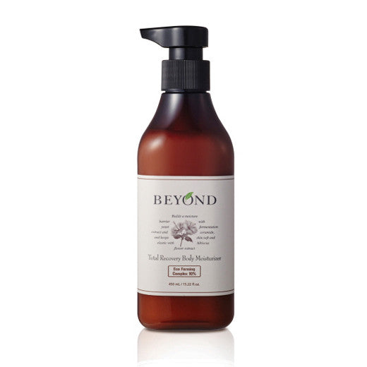 [Beyond] Total Recovery Body Moisturizer 450ml - Cosmetic Love