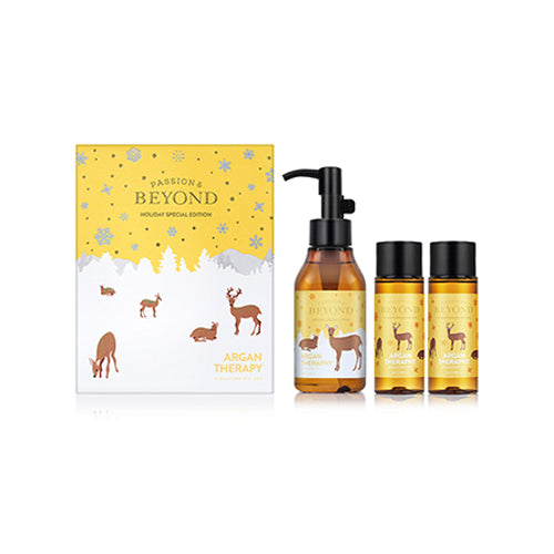 [Beyond] (Holiday Edition) Beyond Argan Therapy Oil 130ml