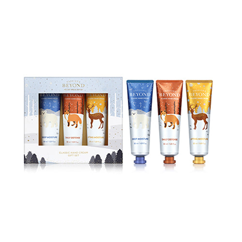 [Beyond] (Holiday Edition) Beyond Classic Hand Cream Set 30ml x 3ea