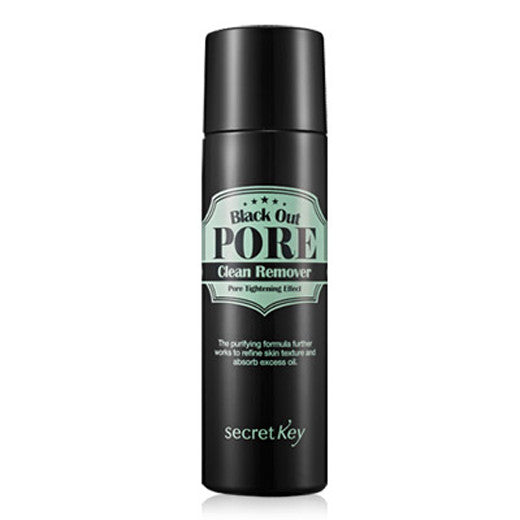 [Secret Key] Black Out Pore Clean Remover 100ml - Cosmetic Love