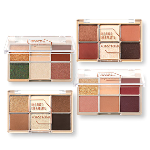 [CHICA Y CHICO] One Shot Eye Palette 9g