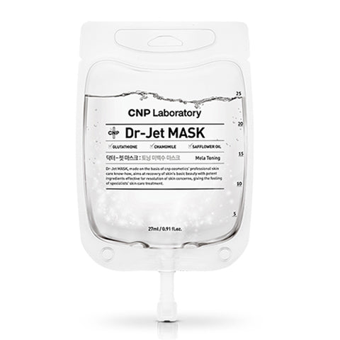 [CNP] Dr-Jet Mask Mela Toning 1ea 27ml