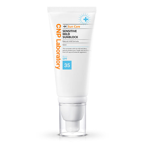 [CNP] Sensitive Mild Sunblock 50ml