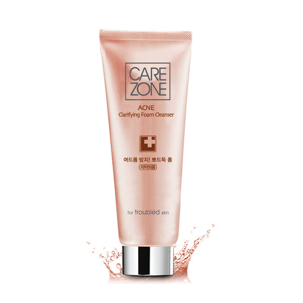 [Care Zone] Doctor Solution A Cure Clarifying Foam Cleanser 130ml