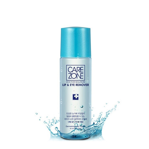 [Care Zone] Doctor Solution Lip & Eye Remover 110ml