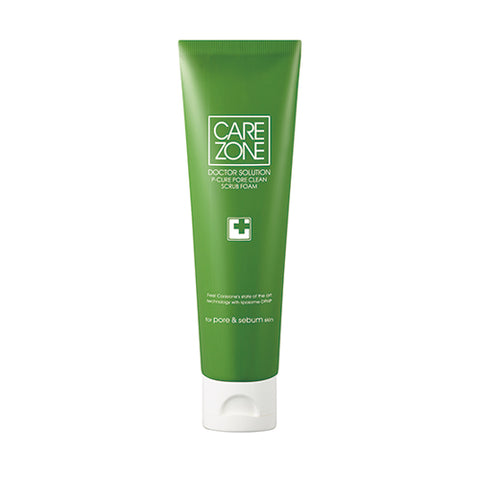 [Care Zone] Doctor Solution P Cure Pore Clean Foam 130ml