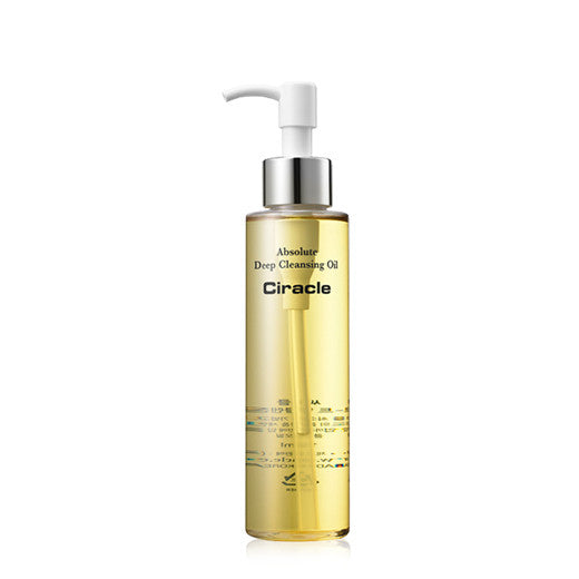 [Ciracle] Absolute Deep Cleansing Oil 150ml - Cosmetic Love