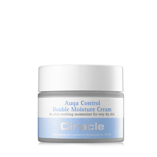 [Ciracle] Aqua Control Double Moisture Cream 50ml - Cosmetic Love