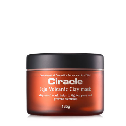 [Ciracle] Jeju Volcanic Clay Mask 135g - Cosmetic Love